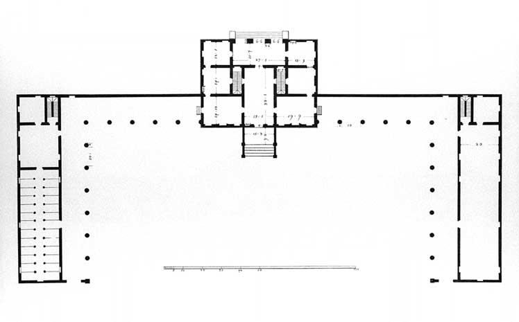 Villa Zeno - Plan
