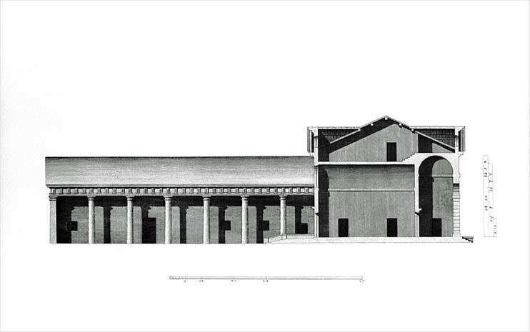 Villa Zeno - Section