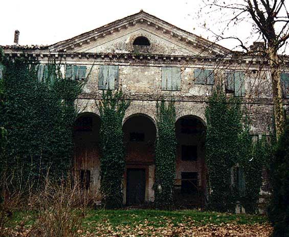 Villa Zeno - Facade
