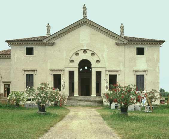 Villa Poiana Façade