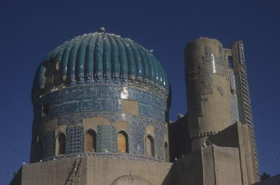 Khwaja Parsa Mosque in Balkh (photo by AKTC)